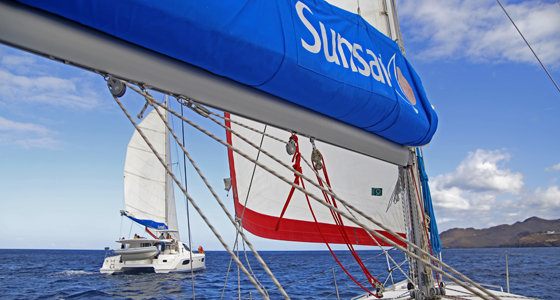 Sunsail Yacht Ownership travel