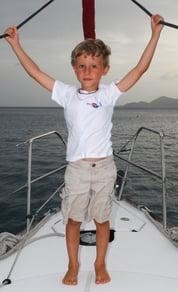 Brandan on the Bow 2012